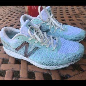 New Balance Heidi Klum sneakers , Tiffany color